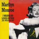 Discos de vinilo: MAXI SINGLE MARILYN MONROE. I WANNA BE LOVED BY YOU.. MR. PRESIDENT MIX 1989 ZYS RECORDS GERMANY . Lote 83580036