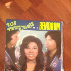 Discos de vinilo: LOS PERUANOS EN BENIDORM. Lote 83584854