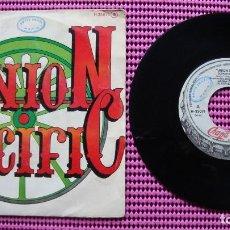 Discos de vinilo: UNIÓN PACIFIC- DETRÁS DE TÍ. Lote 83585628