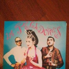 Discos de vinilo: LOS PECADORES PECADO DE AMOR 1992 TONI SOCIAS PACO GARRIDO. Lote 83595152