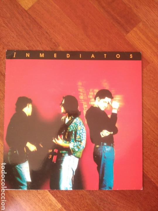 INMEDIATOS 1991 (Música - Discos - LP Vinilo - Grupos Españoles de los 90 a la actualidad)
