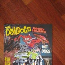 Discos de vinilo: THE DEVIL DOGS BIG BEEF BONANZA!. Lote 83597120