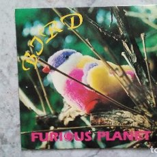Discos de vinilo: FURIOUS PLANET / SINGLE Y EP DOBLE.. Lote 83608068