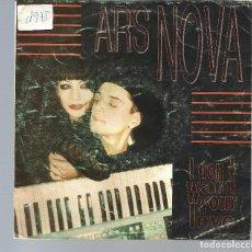 Discos de vinilo: SINGLE - ARS NOVA - I DON'T WANT YOUR LOVE - LUCAS RECORDS LS-116-PRO - 1993 - PROMO (SOLO UNA CARA). Lote 83614788