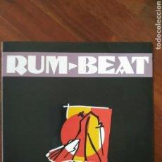 Discos de vinilo: RUM-BEAT RUMBEATE YO MATÉ AL SHERIFF DE MARLEY, STEVIE WONDER, LA VIDA EN ROSA Y CANTANDO BAJO LA.... Lote 83652400