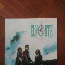 Discos de vinilo: EL NORTE TEMPESTAD. Lote 83656495