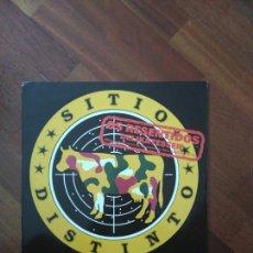 Discos de vinilo: OS RESENTIDOS DELIKATESSEN. Lote 83658114