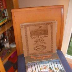 Discos de vinilo: LOTE DE 2LPS: CANTATA DE SANTA MARÍA DE IQUIQUE, QUILAPAYUN Y MISA CAMPESINA NICARAGÜENSE, CARLOS ME. Lote 83663916