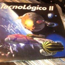 Discos de vinilo: TECNOLOGICO 2 LP . Lote 83678492