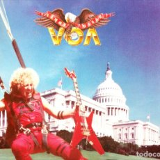Discos de vinilo: VOA. SAMMY HAGAR. LP VINILO. 1984. HEAVY METAL. Lote 83690960