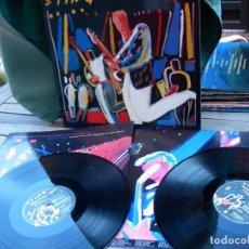 Discos de vinilo: STING - BRING ON THE NIGHT - DOBLE ALBUM VINILO ORIGINAL EDICION AM RECORDS 1986. Lote 83692324