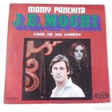 Discos de vinilo: J.E. MOCHI - MAMY PANCHITA. Lote 83712572