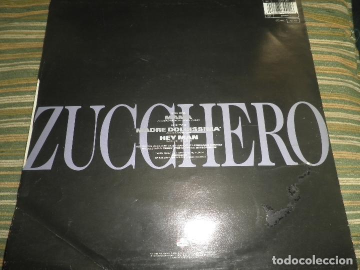 Discos de vinilo: ZUCCHERO - MAMA - MAXI 45 RPM - ORIGINAL INGLES - LONDON RECORDS 1989 - - Foto 2 - 83715968
