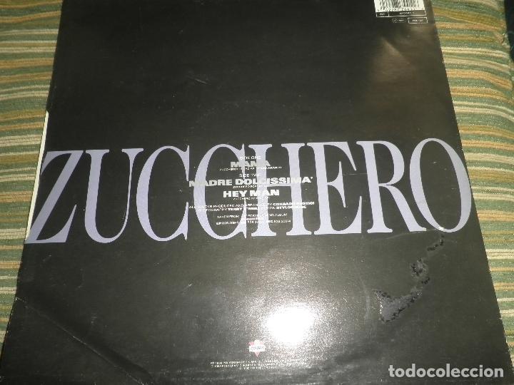 Discos de vinilo: ZUCCHERO - MAMA - MAXI 45 RPM - ORIGINAL INGLES - LONDON RECORDS 1989 - - Foto 11 - 83715968