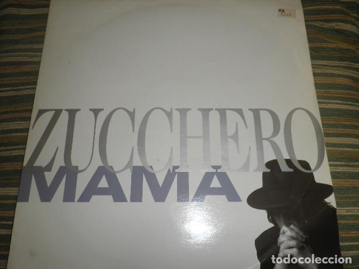 Discos de vinilo: ZUCCHERO - MAMA - MAXI 45 RPM - ORIGINAL INGLES - LONDON RECORDS 1989 - - Foto 12 - 83715968