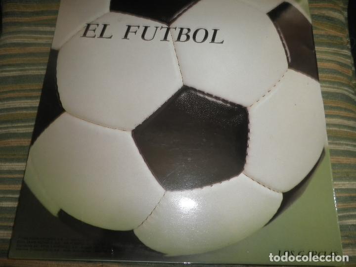Discos de vinilo: LOS GARCIAS - EL FUTBOL MAXI 45 RPM - ORIGINAL ESPAÑOL - SANNI RECORDS 1984 - MUY NUEVO(5) - Foto 2 - 83721740