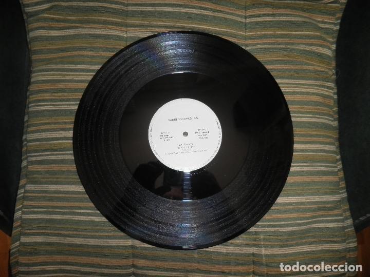 Discos de vinilo: LOS GARCIAS - EL FUTBOL MAXI 45 RPM - ORIGINAL ESPAÑOL - SANNI RECORDS 1984 - MUY NUEVO(5) - Foto 3 - 83721740