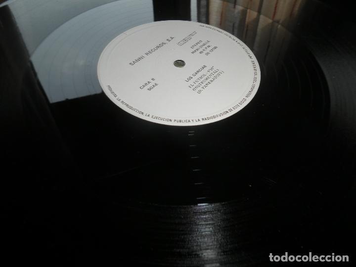 Discos de vinilo: LOS GARCIAS - EL FUTBOL MAXI 45 RPM - ORIGINAL ESPAÑOL - SANNI RECORDS 1984 - MUY NUEVO(5) - Foto 6 - 83721740