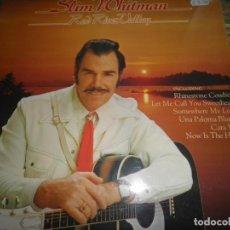 Discos de vinilo: SLIM WHITMAN - RED RIVER VALLEY LP - EDICION FRANCESA - UNITED ARTISTS 1976 - MUY NUEVO (5). Lote 83724860