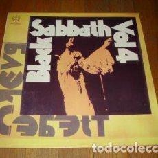Discos de vinilo: BLACK SABBATH - LP- VOL.4. EDICION RUSA, RUSIA, URSS.. Lote 83737428