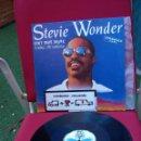 Discos de vinilo: STEVIE WONDER - DON'T DRIVE DRUNK - MAXISINGLE 1984. Lote 83740192