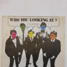 Discos de vinilo: SALFORD JETS - WHO YOU LOOKING AT / DON'T START TROUBLE (RCA SINGLE 1980) ESPAÑA. Lote 83747656
