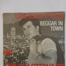 Dischi in vinile: SONNY STEWART - COME ALONG WITH ME - BEGGAR IN TOWN (BELLAPHON). Lote 83751600