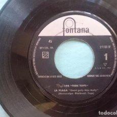 Discos de vinilo: LOS TEEN TOPS - LA PLAGA - EL ROCK DE LA CARCEL -REFM1E3. Lote 83755468