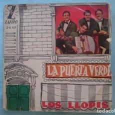 Discos de vinilo: LOS LLOPIS -- LA PUERTA VERDE-ROCK ABETIN BOOGIE-NI SEAS CRUEL-ETC -REFM1E3. Lote 83755648