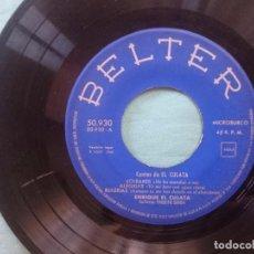 Discos de vinilo: ENRIQUE EL CULATA --SOLEARES-ALEGRIAS-MALAGUEÑAS-FANDANGOS-SEGUIRIYAS -REFM1E3. Lote 83757420