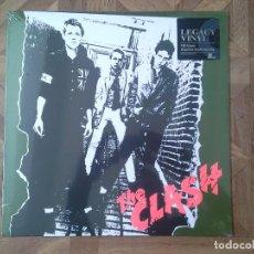 Discos de vinilo: THE CLASH - ÍDEM - REEDICIÓN 1º LP 1977 - PRECINTADO. Lote 83793004