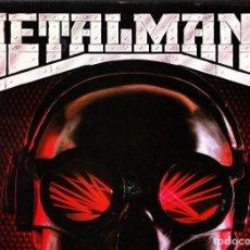 Discos de vinilo: METALMANIA. LP VINILO. HEAVY METAL. 1980. Lote 83793536