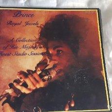 Discos de vinilo: PRINCE ROYAL JEWELS. Lote 83805192