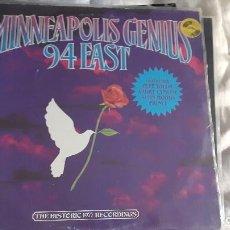 Discos de vinilo: PRINCE MINNEAPOLIS GENIOUS 1977. Lote 83805472