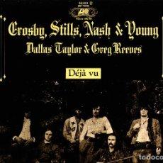 Discos de vinilo: DÉJÀ VU. CROSBY, STILLS, NASH & YOUNG. 1970. LP VINILO. Lote 83842676