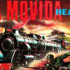 Discos de vinilo: LA MOVIDA HEAVY. 1982. DOBLE LP VINILO. Lote 83849004