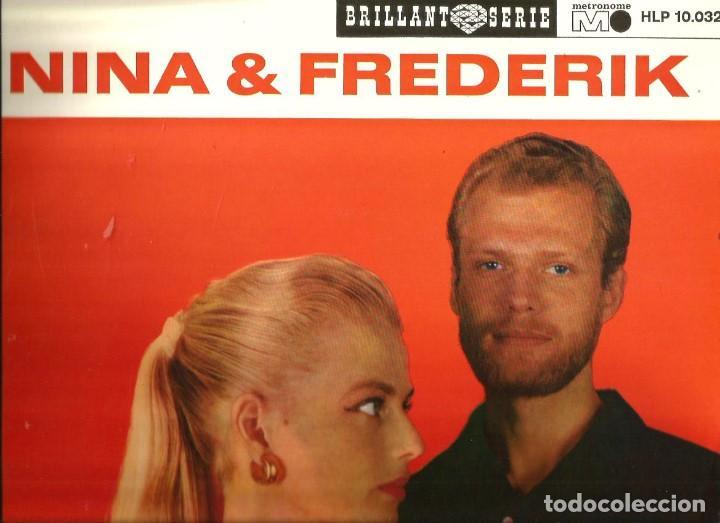 2 LP´S NUEVOS DE NINA & FREDERIK ( METRONOME RECORDS, GERMANY ) (Música - Discos - LP Vinilo - Country y Folk)