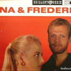 Discos de vinilo: 2 LP´S NUEVOS DE NINA & FREDERIK ( METRONOME RECORDS, GERMANY ). Lote 83934148