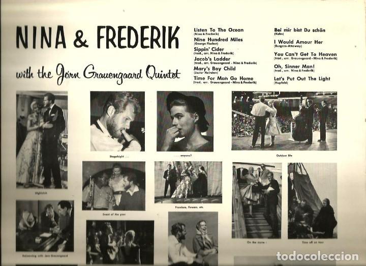 Discos de vinilo: 2 LP´S NUEVOS DE NINA & FREDERIK ( METRONOME RECORDS, GERMANY ) - Foto 4 - 83934148