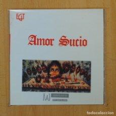 Disques de vinyle: AMOR SUCIO - AMOR SUCIO + 2 - EP. Lote 83934315