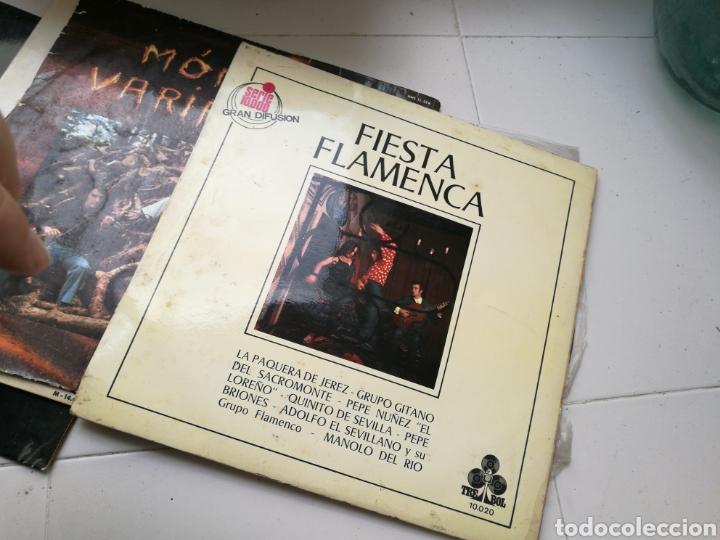 Discos de vinilo: Lote de 7 discos de vinilo antiguos. Marvin Gaye, pasodobles, Antonio Machín, etc - Foto 4 - 83936375