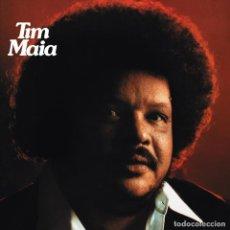 Discos de vinilo: LP TIM MAIA BRAZIL SOUL FUNK VINILO. Lote 83938800