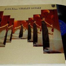 Discos de vinilo: LP - SHIRLEY BASSEY - ESTA ES SHIRLEY BASSEY 1975 PHILIPS. Lote 83954084