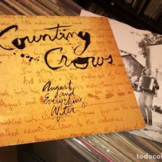 Discos de vinilo: COUNTING CROWS - AUGUST AND EVERYTHING AFTER (LP, ALBUM) 1993 EU. Lote 96036572