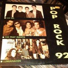 Discos de vinilo: POP ROCK 92 . LP. Lote 83966068