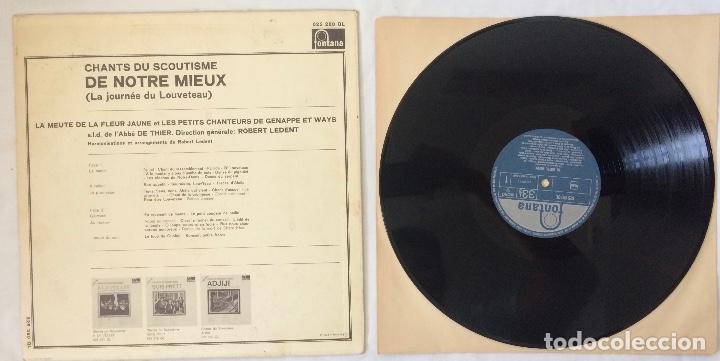 Discos de vinilo: Chants du scoutisme , De norte mieux 1967_ Folk - Foto 3 - 84021244