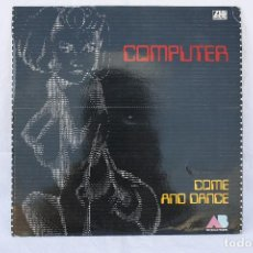 Discos de vinilo: DISCO VINILO LP - COMPUTER - COME AND DANCE. Lote 84025200