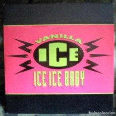 Vanilla Ice - Ice Ice Baby MaxiSingle