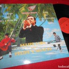Discos de vinilo: FELIPE LARA CON FELIPE MANUEL CANTES DE IDA Y VUELTA PARA EL 5º CENTENARIO LP 1987 ESPAÑA SPAIN. Lote 84029140