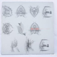 Discos de vinilo: DISCO VINILO LP - DAVE CLARKE - 4 LP'S - MADE IN ENGLAND - REACT - AÑO 2001. Lote 84032792